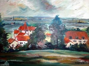schilderij papa 003